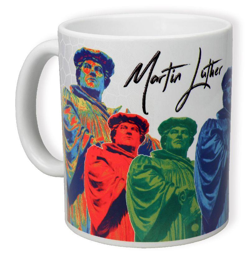 "Keramiktasse ""Martin Luther"""