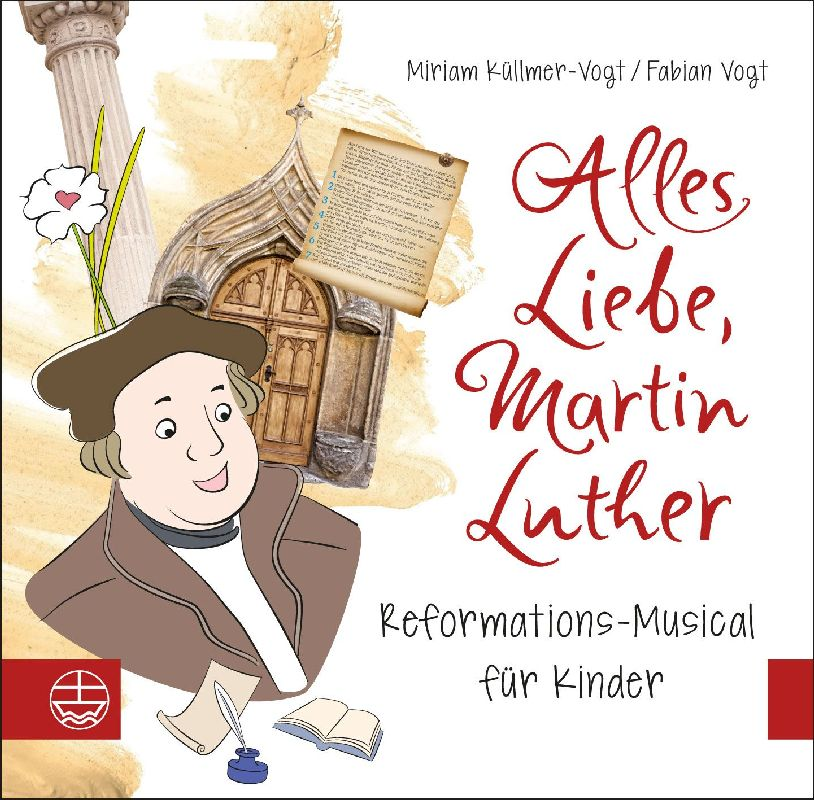 Alles Liebe, Martin Luther - CD