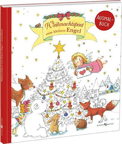 Weihnachtspost vom kleinen Engel