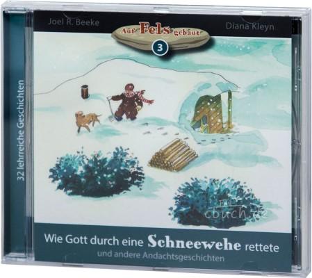 Wie Gott durch eine Schneewehe rettete (3) - MP3 Hörbuch