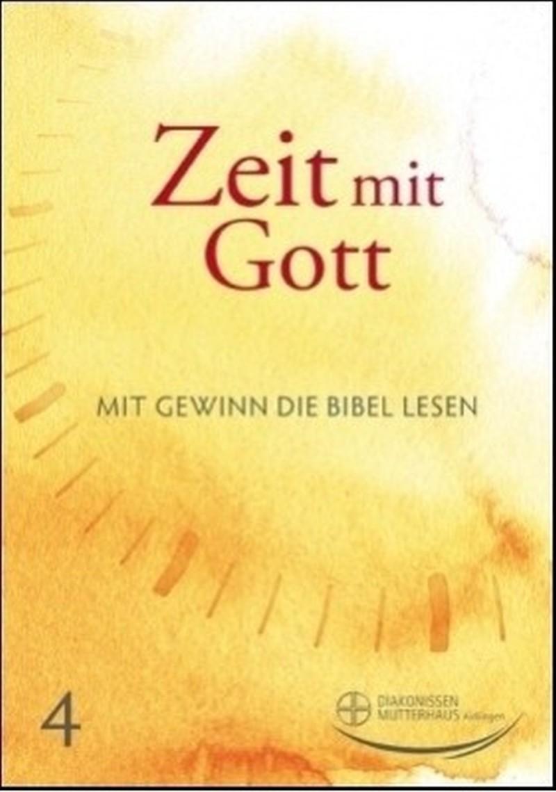Zeit mit Gott 4. Quartal 2020 - Standard