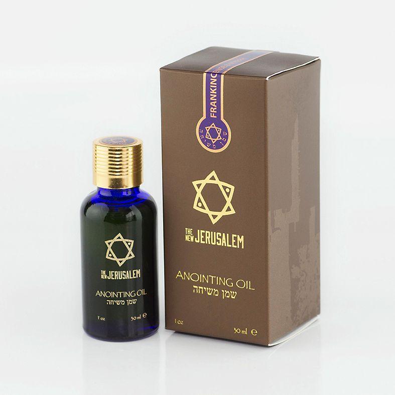 """Salböl """"Frankincense & Myrrh"""" - 30 ml"""