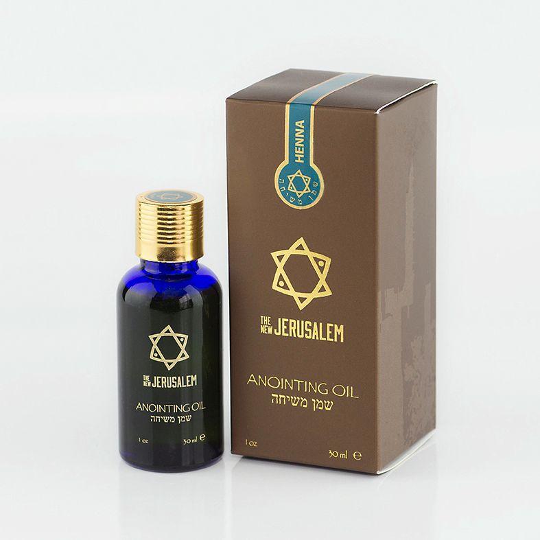 """Salböl """"Henna"""" - 30 ml"""