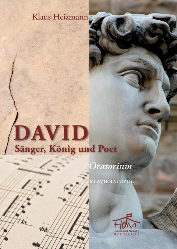 David Oratorium - Klavierauszug