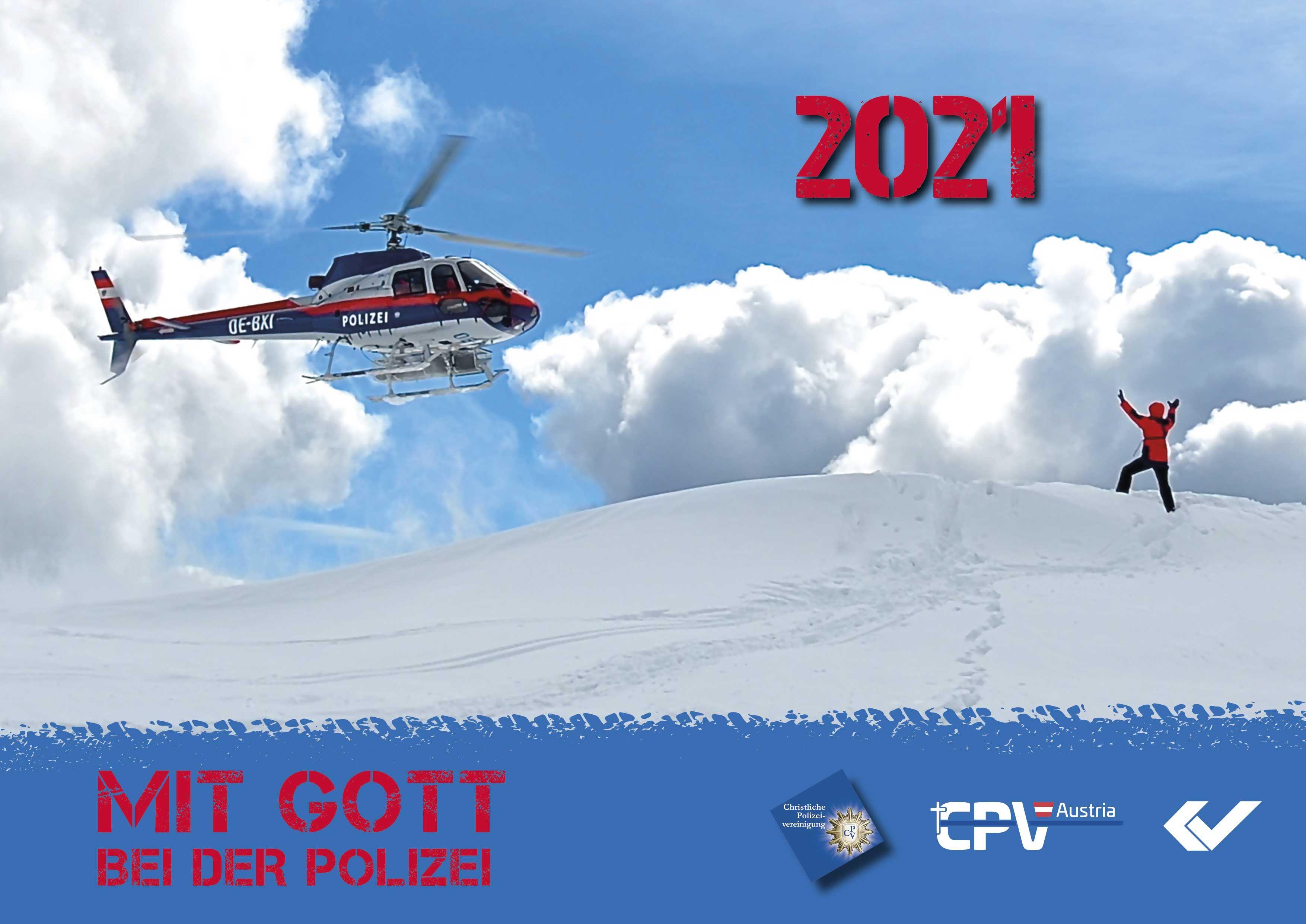 Mit Gott bei der Polizei 2021