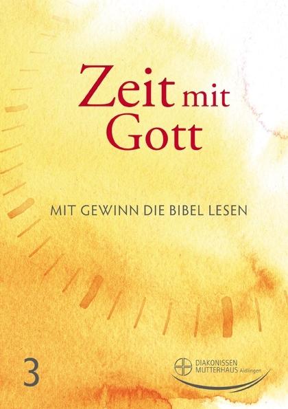 Zeit mit Gott 3. Quartal 2020 - Standard