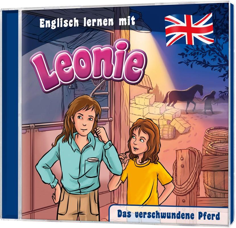 Englisch lernen mit Leonie - Das verschwundene Pferd