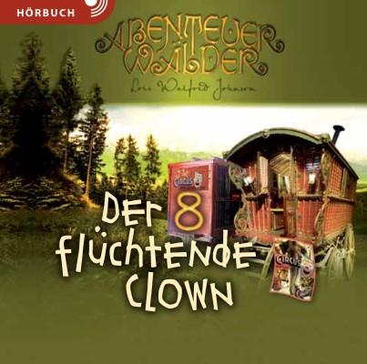 Der flüchtende Clown - Hörbuch MP3 (8)