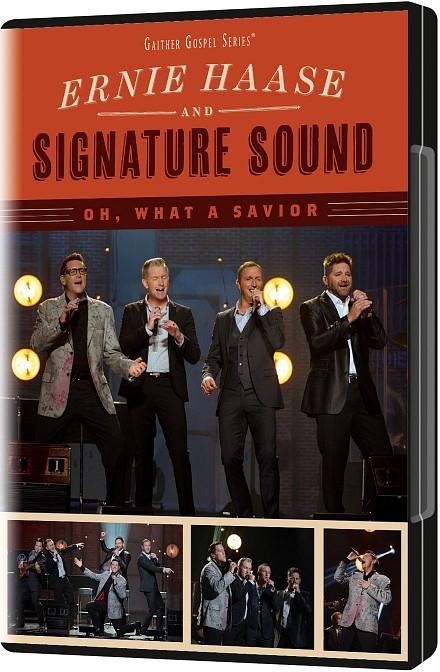 Oh, What A Savior - DVD