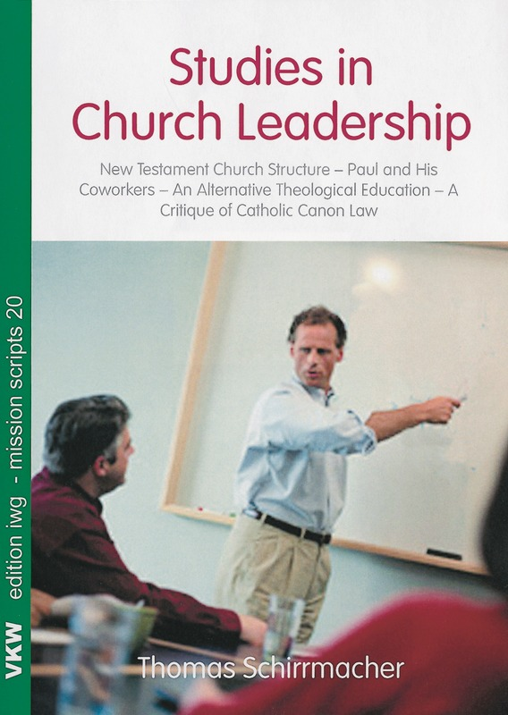 Studies in Church Leadership