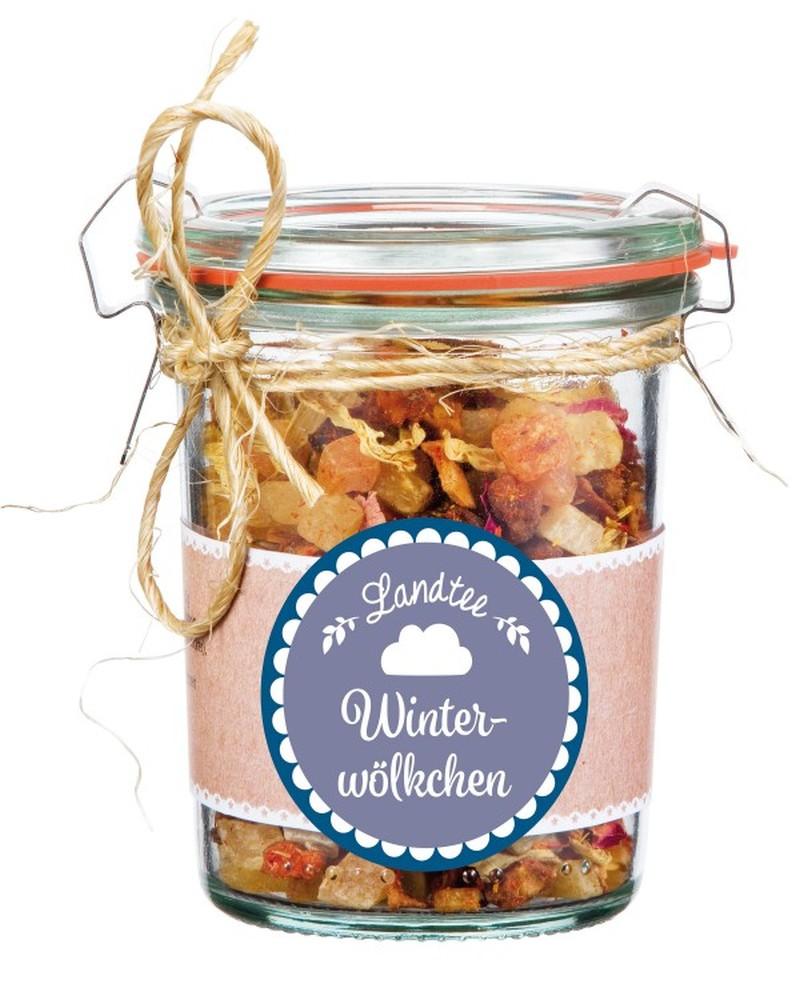 Landtee - Winterwölkchen