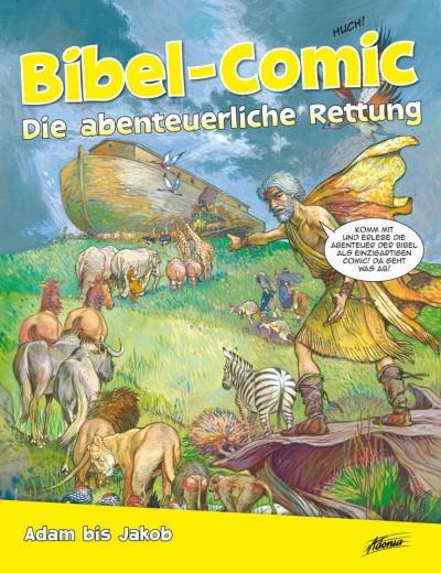 Bibel-Comic - Die abenteuerliche Rettung