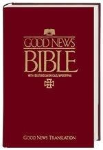 Good News Translation Bible (GNT)