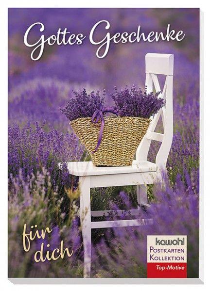 Postkartenbuch: Gottes Geschenke für dich