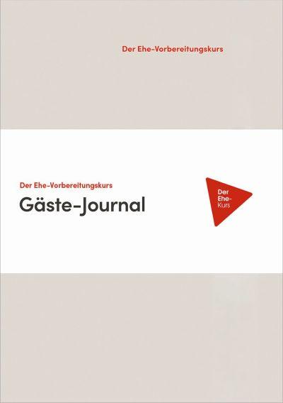 Der Ehe-Vorbereitungskurs - Gäste-Journal