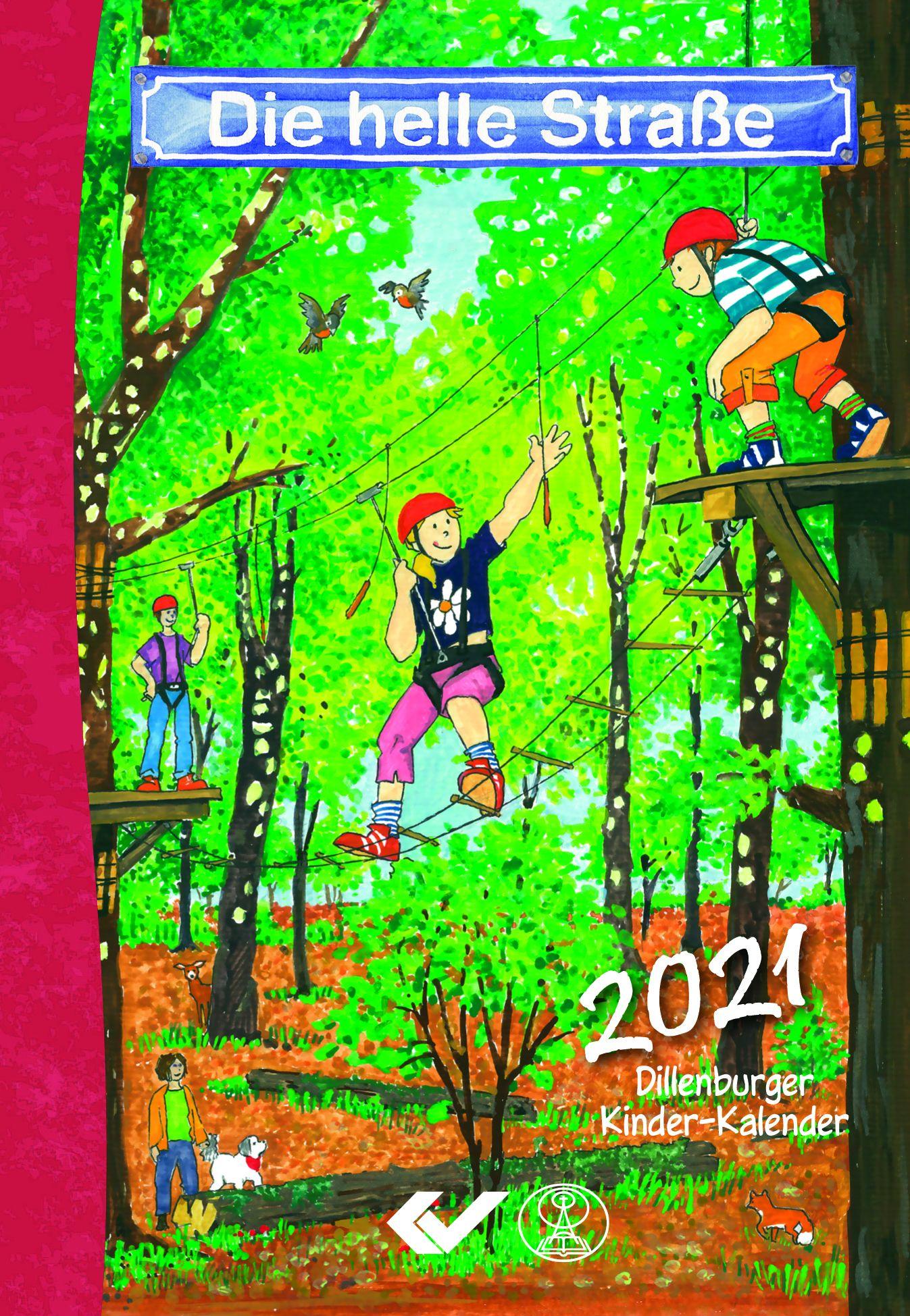 Die Helle Straße - Buchkalender 2021