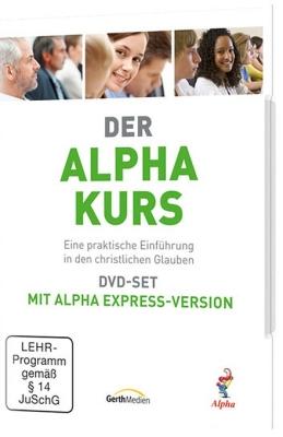 Der Alpha Kurs - Alpha Express DVD-Set