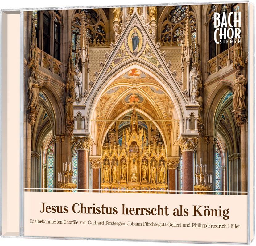 Jesus Christus herrscht als König