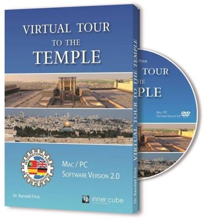 Virtuelle Tour zum Tempel - DVD