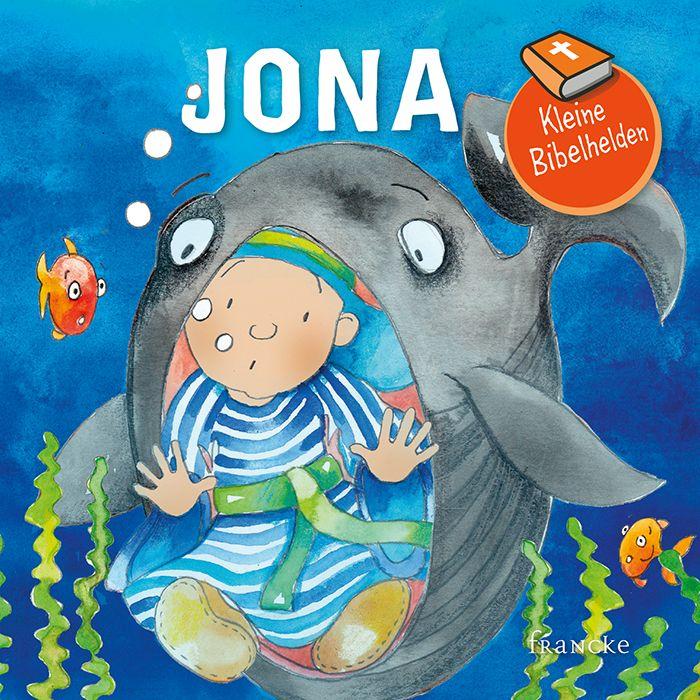 Kleine Bibelhelden - Jona
