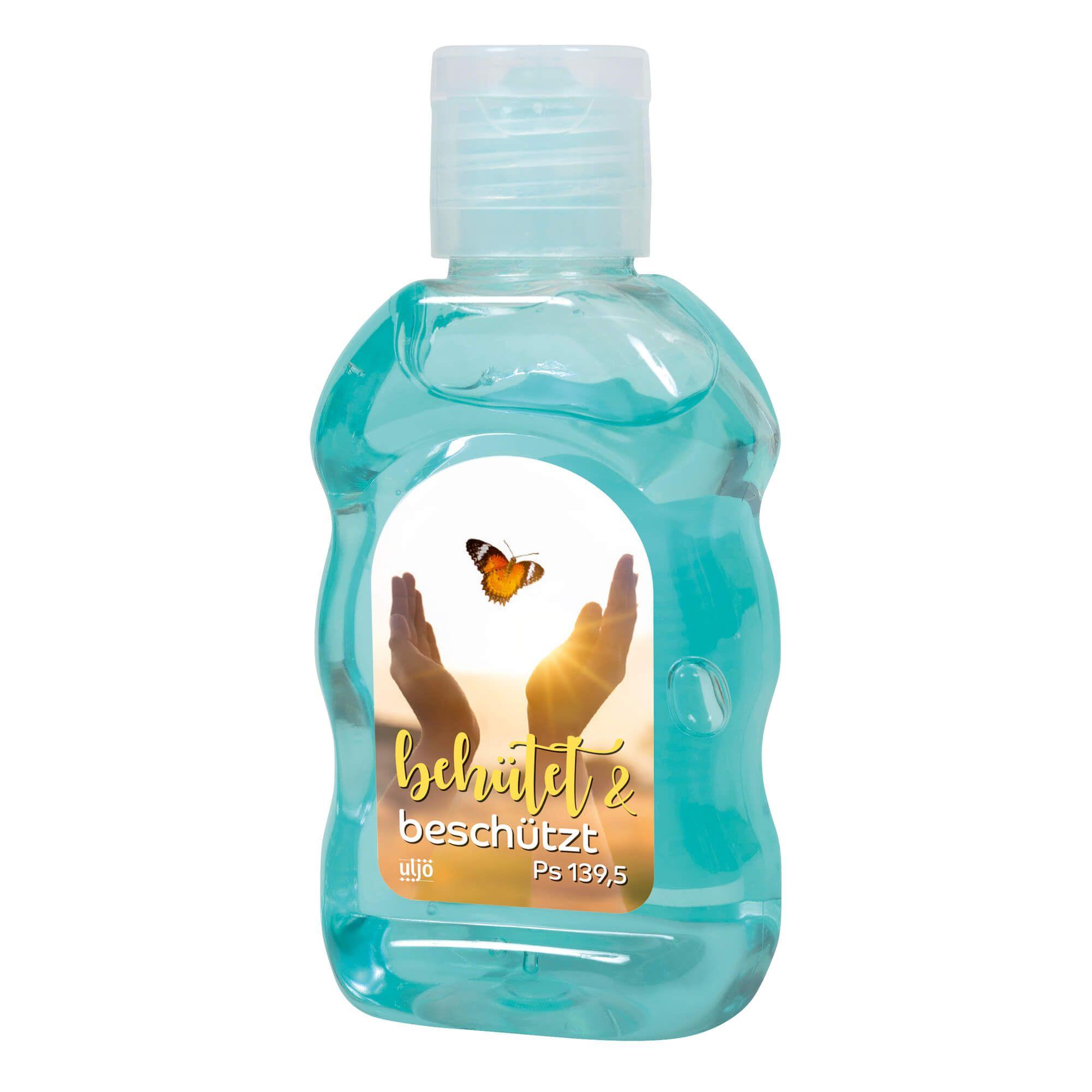 """Desinfektionsgel - """"Schmetterling"""""""