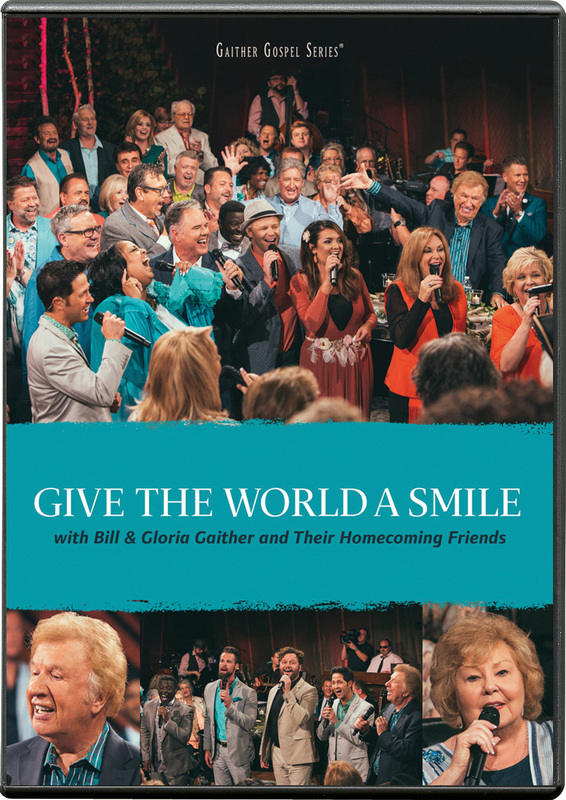 Give The World A Smile - DVD
