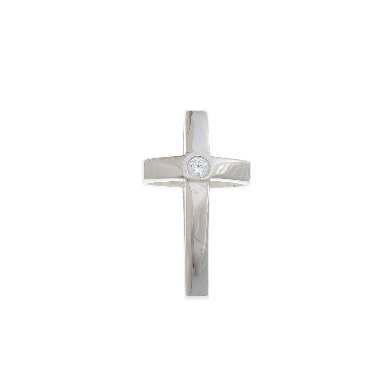 """Anhänger Doppel-Kreuz """"Valerina"""""""