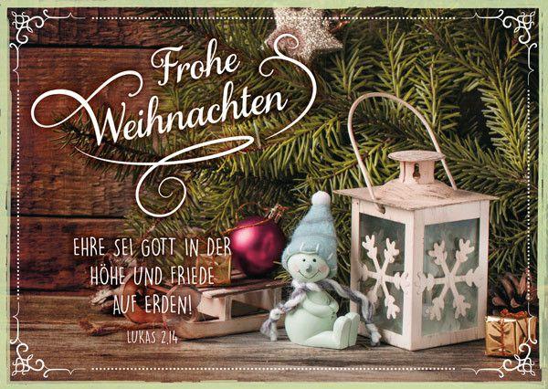 """Postkartenserie """"Unterm Weihnachtsbaum"""" - 12 Stück"""