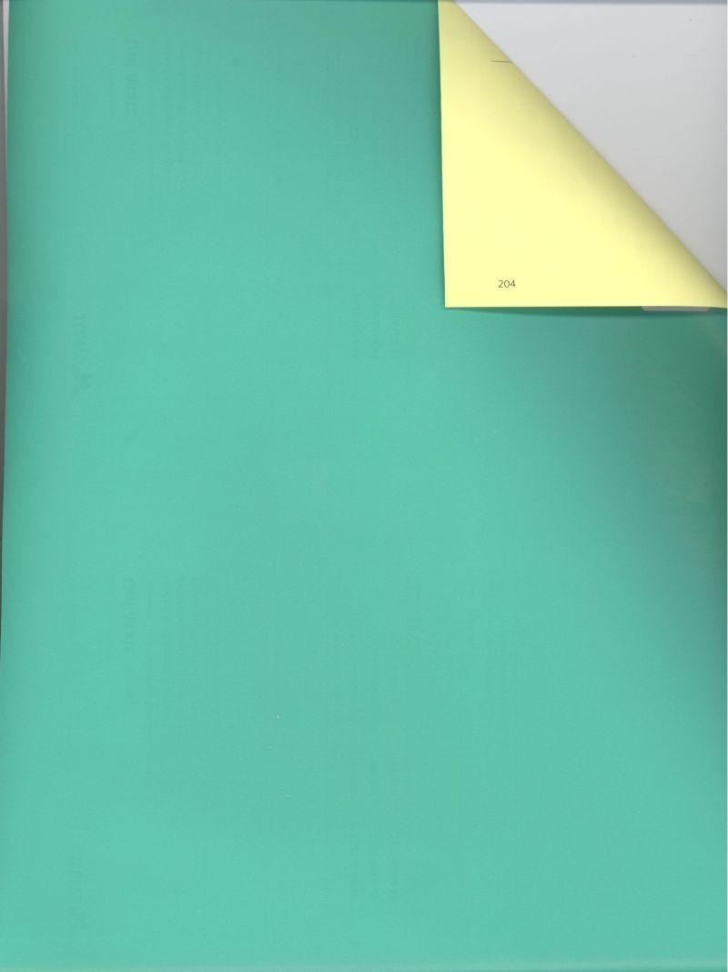 Secare Uni Matt mint/gelb 919097 200m/30cm