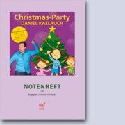 Christmas Party - Notenheft
