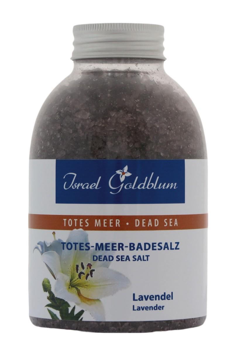 Totes Meer Badesalz - Lavendel