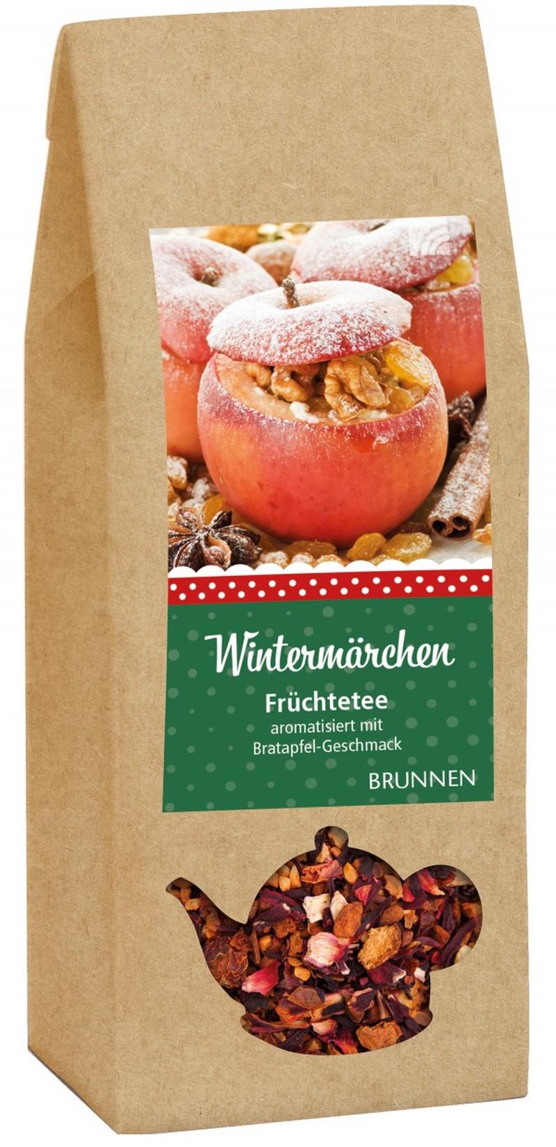 """Tee """"Wintermärchen"""""""