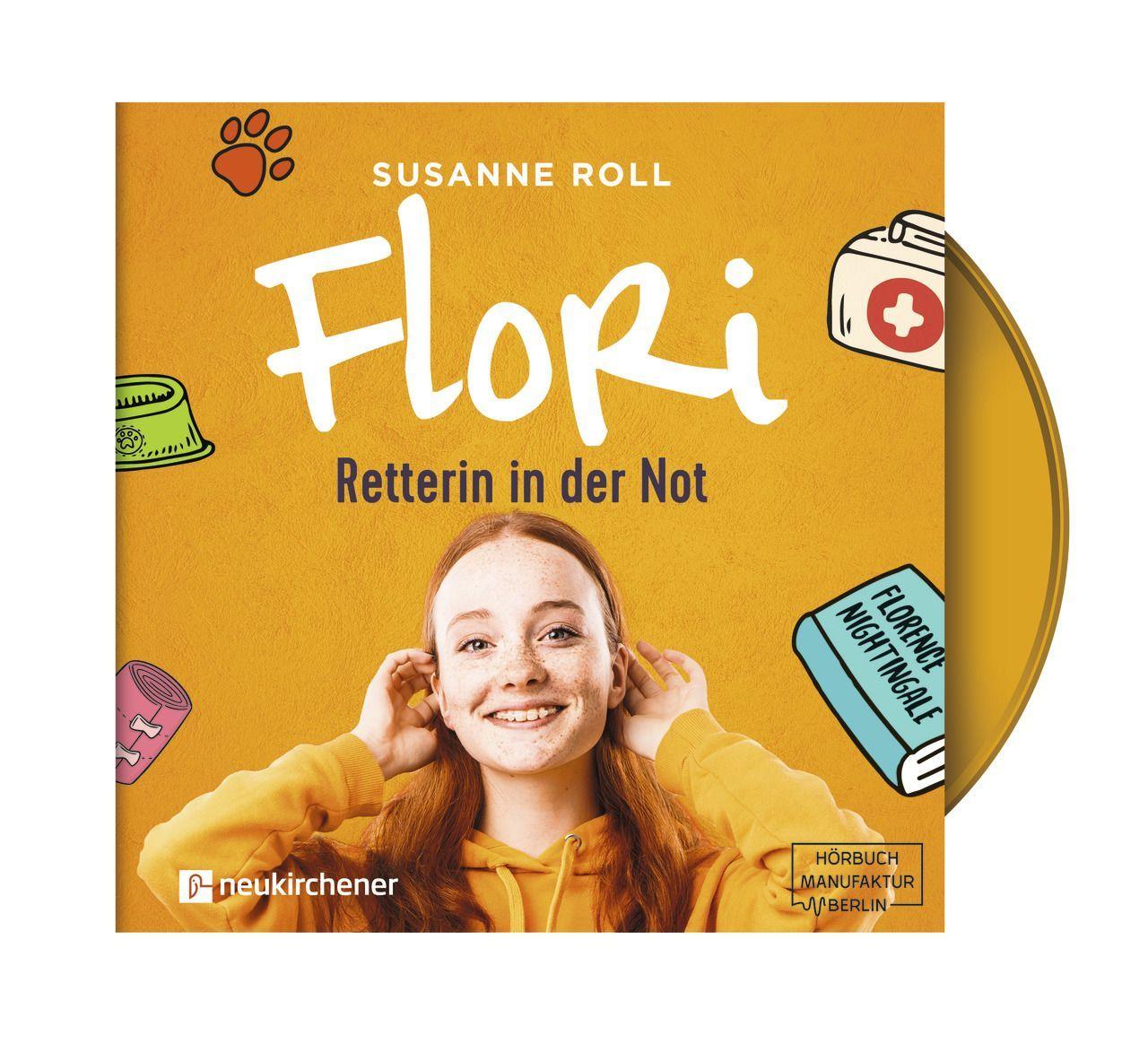 Flori - Hörbuch MP3