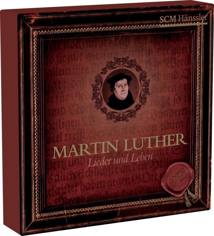 Martin Luther - Lieder & Leben