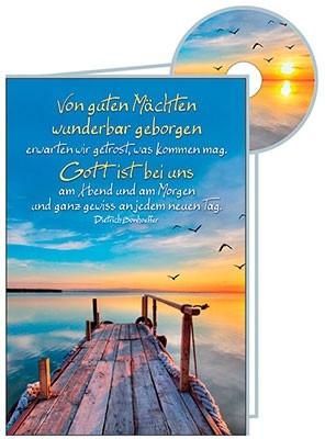 CD-Card: Von guten Mächten - neutral